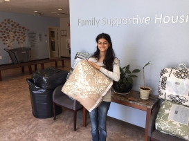 Family Support Housing Shelter Donation