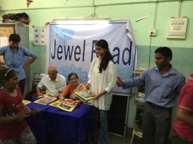 JewelRead Book Donation