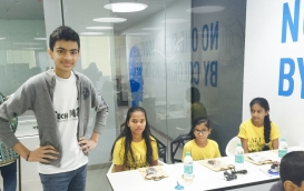 "Robotics Workshop with ""School of Life"" NGO"