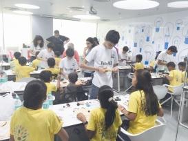 "Robotics Workshop with ""School of Life"" NGO"