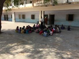 Village School, Allarsa Village, Gujarat